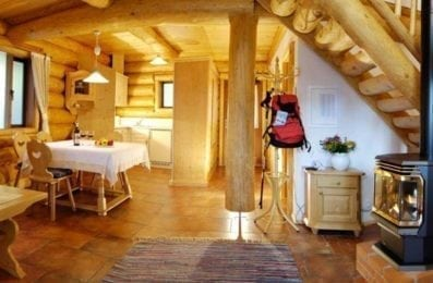 Camping Residence Chalet Corones